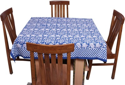 Chhipaprints Printed 2 Seater Table Cover