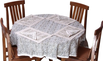 Chhipa Prints Printed 2 Seater Table Cover