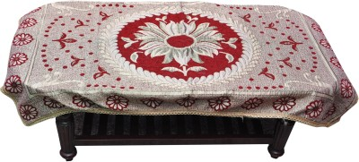 Jars Collections Floral 10 Seater Table Cover