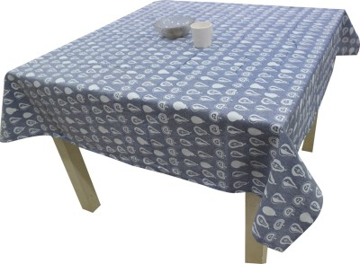 MetroFabrics Printed 4 Seater Table Cover