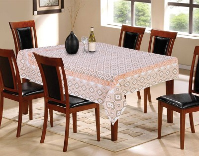 Myyra Abstract 6 Seater Table Cover