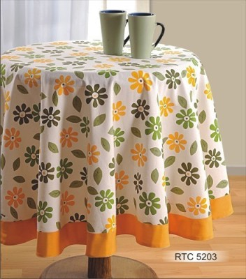 Swayam Printed 4 Seater Table Cover