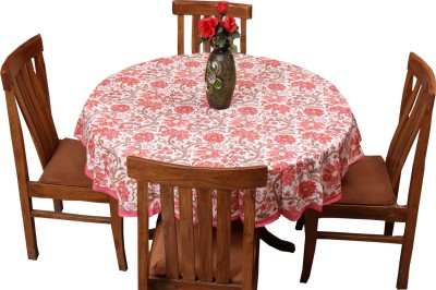Chhipaprints Printed 8 Seater Table Cover