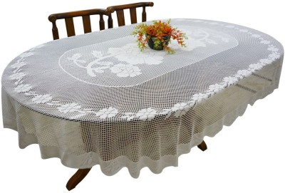 The Fancy Mart Floral 6 Seater Table Cover