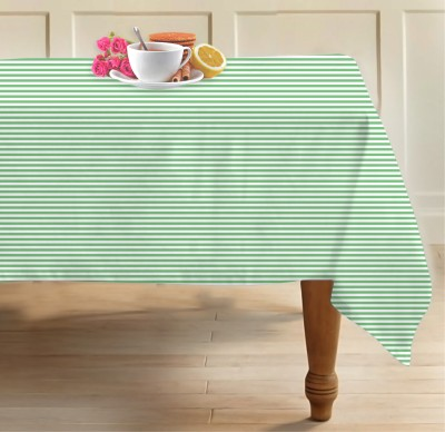 Airwill Striped 4 Seater Table Cover
