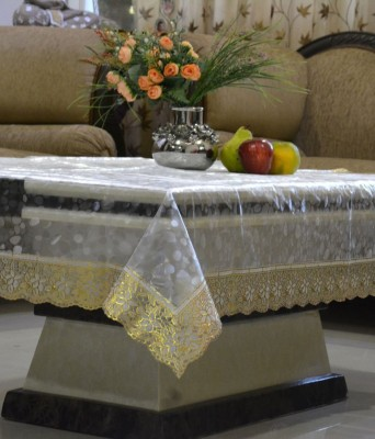 Kuber Industries Abstract 4 Seater Table Cover