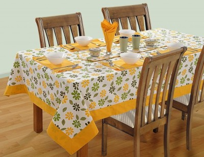 Swayam Printed 12 Seater Table Cover