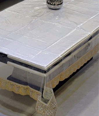 Desi Karigar Solid 6 Seater Table Cover