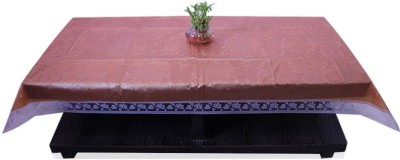 Kuber Industries Solid 4 Seater Table Cover
