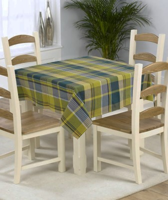 Home Boutique Checkered 4 Seater Table Cover