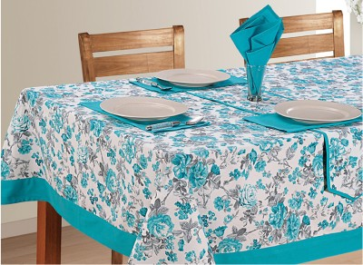 Swayam Floral 4 Seater Table Cover