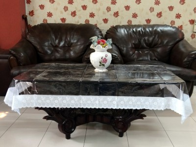 Katwa Clasic Solid 2 Seater Table Cover