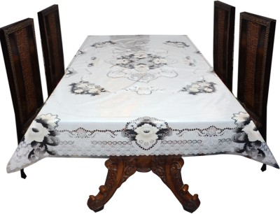 Prime Printed 8 Seater Table Cover(Multicolor, PVC)