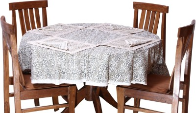 Chhipa Prints Printed 8 Seater Table Cover