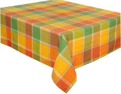 Cotonex Checkered 6 Seater Table Cover