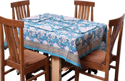 Chhipa Prints Printed 10 Seater Table Cover