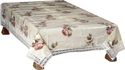 Manbhari Floral 6 Seater Table Cover