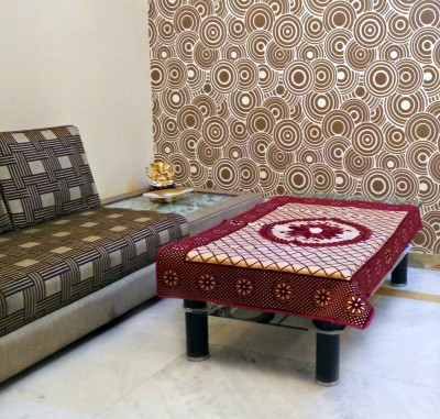 SHC Floral 4 Seater Table Cover