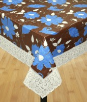 Katwa Clasic Printed 4 Seater Table Cover(Multicolor, PVC)
