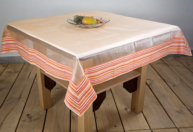 Ocean Collection Floral 4 Seater Table Cover TL-Stripy-3544-MR