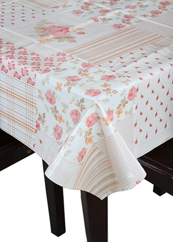 KAYYO Abstract 8 Seater Table Cover ROYAL