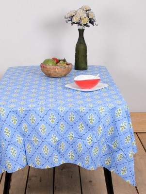 Ocean Collection Floral 8 Seater Table Cover