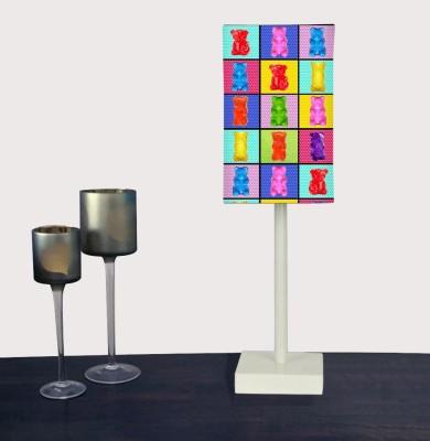 Nutcase Gummy Bears Pop Art Table Lamp