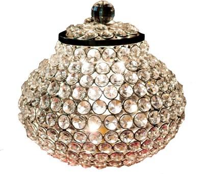 Homesake Cauldron Of Light- 315 Crystal Table Lamp