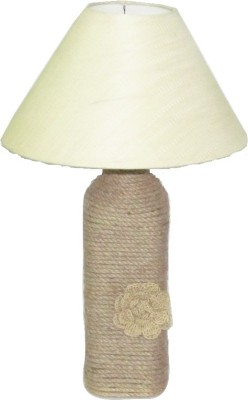 Aadhya Creations BL Off white Magic Table Lamp