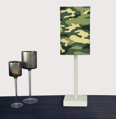 Nutcase Army Camouflage Military Table Lamp