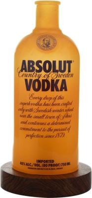 Gcollection Vodka-Orange Table Lamp