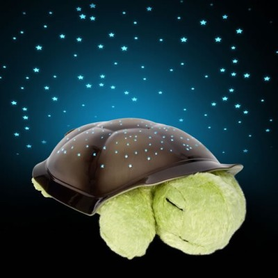 Inventure Retail Turtle Night Sky Constellations Projector Floor Night Lamp