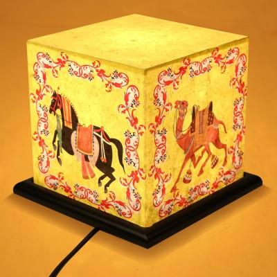Art Potli Royal Animals Table Lamp