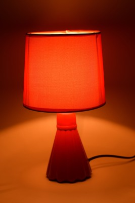 eCraftIndia Shuttlecock Table Lamp