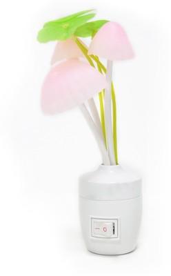 Skycandle.in LED Mushroom Shape Night Lamp
