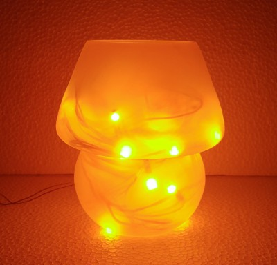 BARISH YELLOW Night Lamp