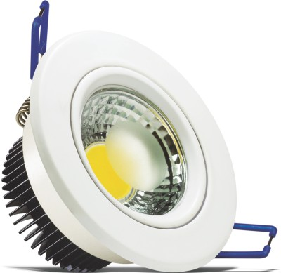 VIN LED COB Recessed Downlight, Cutout 80mm Night Lamp