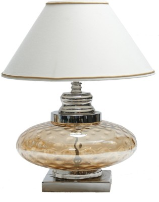 BRANCLEY Glass Compact Lamp Table Lamp