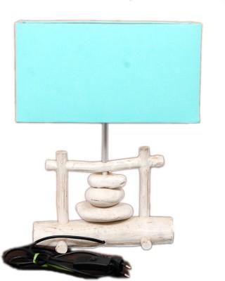 Lorikeets Whitewash Table Lamp