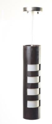 Art World Slit Brown Night Lamp