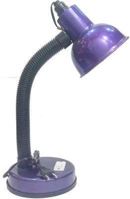Allora Stylish Purple Table Lamp