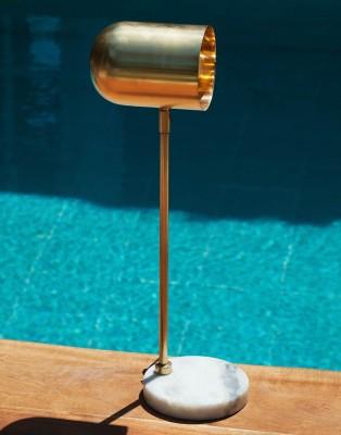 Orange Tree Preci Gold Table Lamp