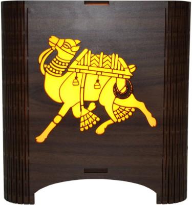 Saibhir Ethnic Art Table Lamp