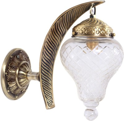 Fos Lighting Leaf Cut Glass Lantern Night Lamp