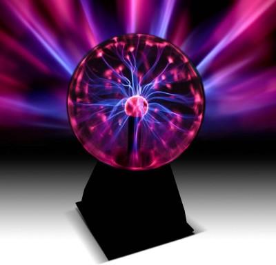 Oyedeal 16 Inch Plasma Sphere Light Table Lamp