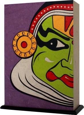 Shady Ideas Kathakali Table Lamp