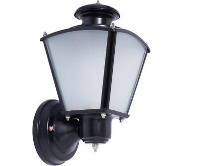 Fos Lighting Black Classic Gate Light Night Lamp