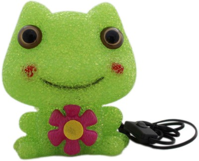 Tootpado Kids Cute Frog Cartoon Night Lamp Night Lamp