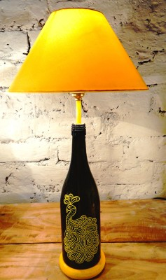 Kavi The Poetry Art Project Gimme Mor Table Lamp