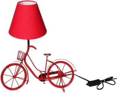 The Craz Me Light It Up Vintage Cycle Table Lamp